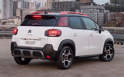 2019 Citroen C3 Aircross (AU) - Wallpapers and HD Images