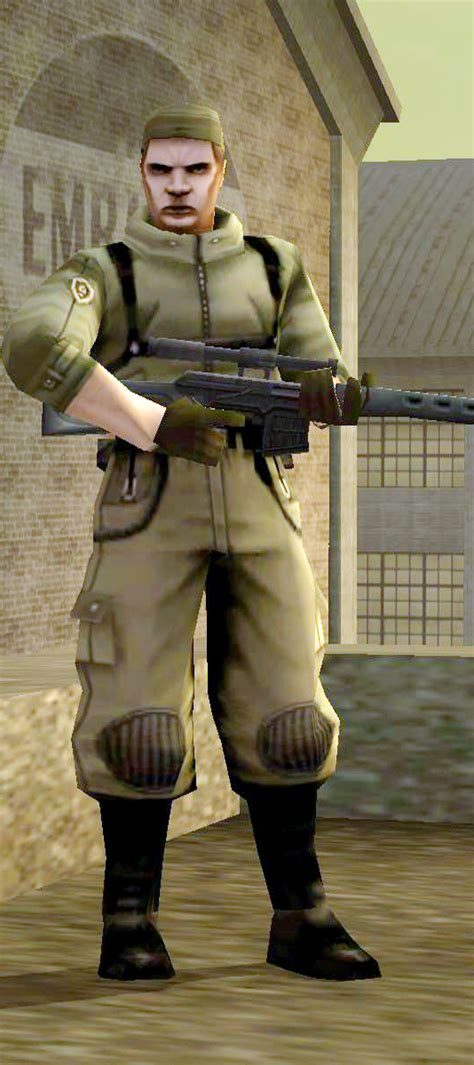 Soviet Sniper | Freedom Fighters the game Wiki | FANDOM