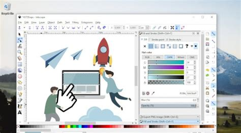 How to Open and Edit an EPS File in Inkscape – Better Tech