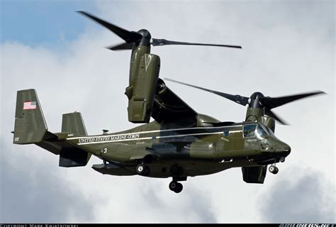 Bell-Boeing MV-22B Osprey - USA - Marines | Aviation Photo