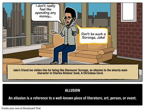 Allusion Definition & Examples | Literary Terms & Elements