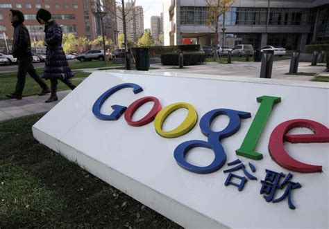 Google is working with China on a censored search engine