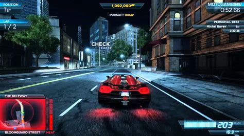 Need for Speed Most Wanted 2012 - Koenigsegg Agera R