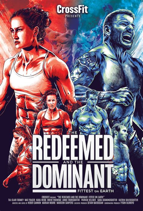 The Redeemed and the Dominant: Fittest on Earth Movie