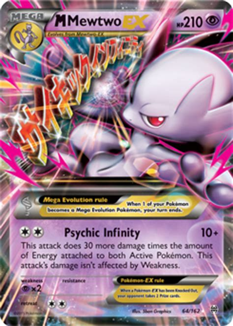 Mega Mewtwo-EX Brings Endless Power! | Pokemon