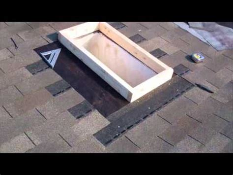 How to install V-Lux Skylight