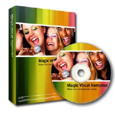 Magic Vocal Remover (remove vocals from any MP3 songs