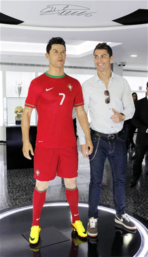 Ronaldo ready for more trophies as he unveils CR7 Museum
