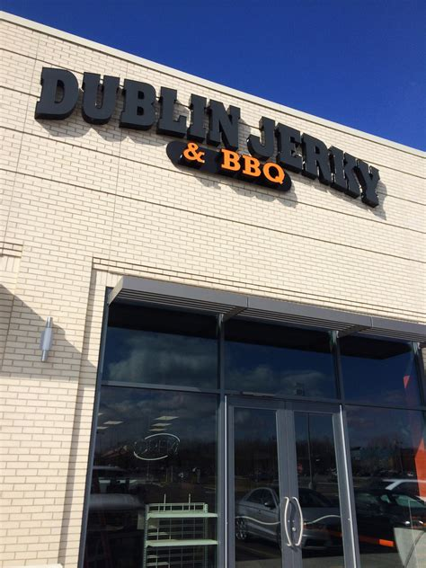 Dublin Jerky Opening at Higher Profile Location Today