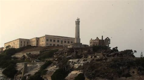 Alcatraz night tour - YouTube
