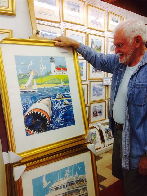Kennedy Gallery & Studios in Hyannis features iconic Cape