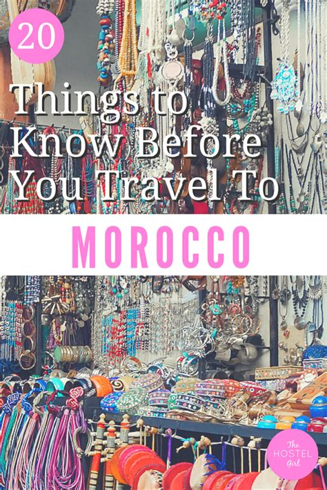 20 Things to Know Before you Travel to Morocco - The