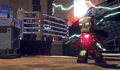 LEGO Marvel Super Heroes Review for PlayStation 3 (PS3