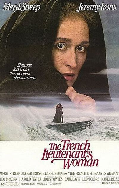 The French Lieutenant's Woman Movie Review (1981)   Roger
