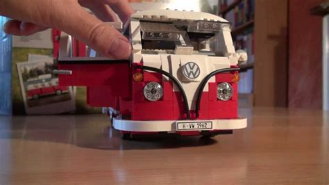 Test Lego Set 10220: Volkswagen VW Bus T1 Campingbus