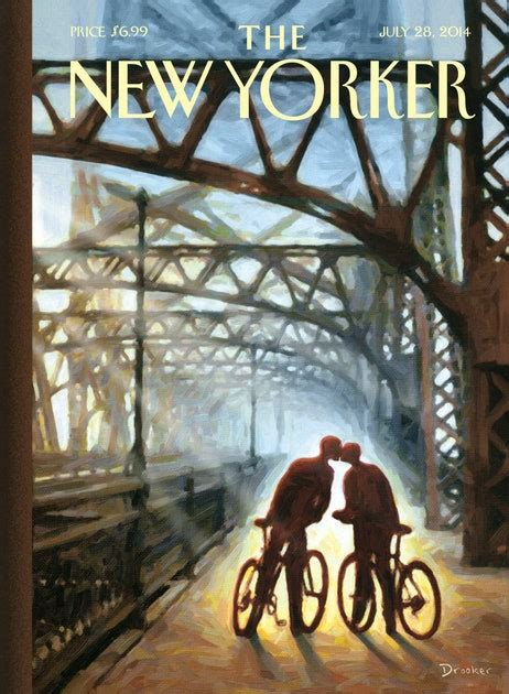 """Cover Story: """"Fifty-ninth Street Bridge"""" 