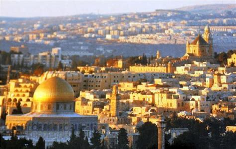 Balmy and Blissful Weather in Jerusalem - Cush Travel Blog