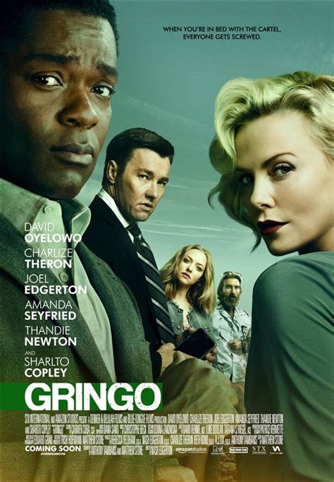Gringo | On DVD | Movie Synopsis and info