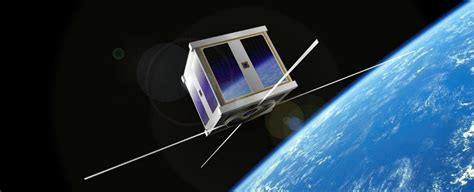 Scientists Are Launching 50 Mini-Satellites to Study Our