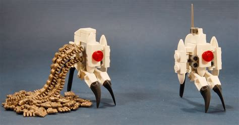 Portal Turrets (v2) | So my first attempt at a minifig