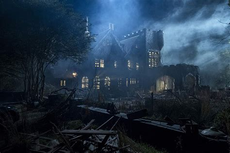 Netflix's The Haunting of Hill House is a slow-burn family
