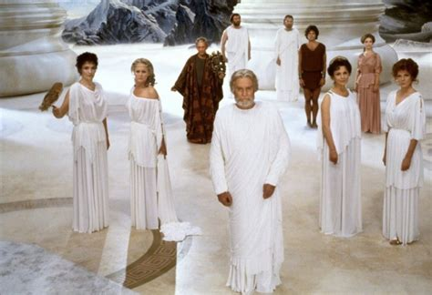 Clash of the Titans **** (1981, Laurence Olivier, Harry