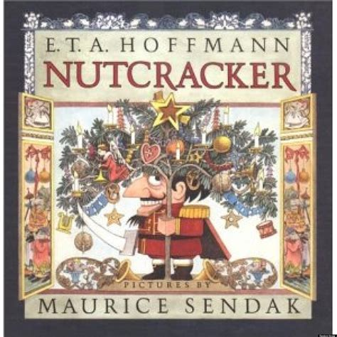 Maurice Sendak's Illustrations From 'The Nutcracker