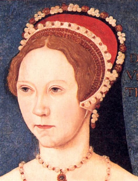 1544 Mary at the age of 28 by Master John face (National