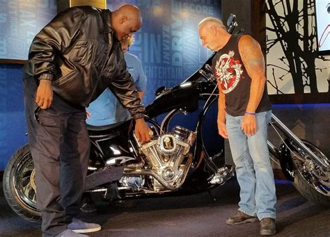 OCC team gathers for 'American Chopper' premiere - News
