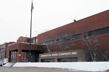 Historic Remington Arms Files For Bankruptcy   WSKG