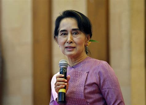 Comment: Game over for Aung San Suu Kyi's Myanmar