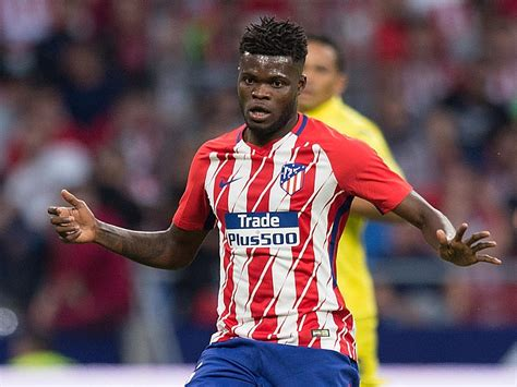 Thomas Partey Comes Off The Bench To Help Atletico Beat