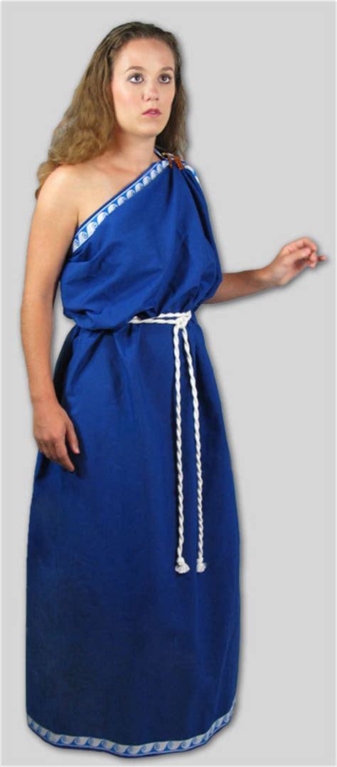 Neoteric Chiton, Classic Greek Costume from Garb the World