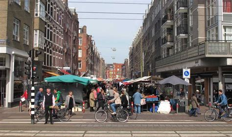 21 Markets in Amsterdam: organic, second hand clothes and