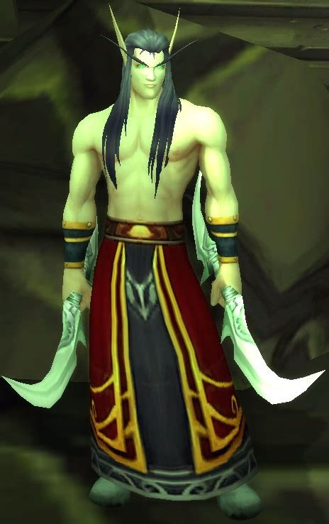 Demon Hunter Supplicant - Wowpedia - Your wiki guide to