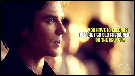 Damon Salvatore The best of [HUMOR] - YouTube