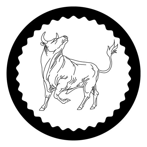 Coloring pages zodiac-goodluck-symbols - free downloads