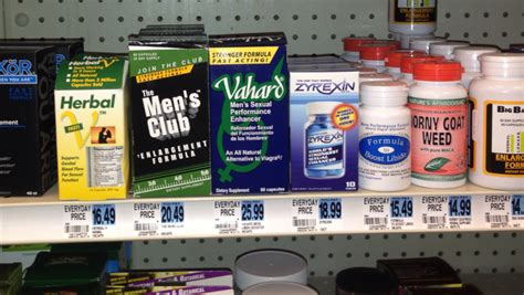 The Dangers Of Gas Station Viagra   Male Enhancement Done