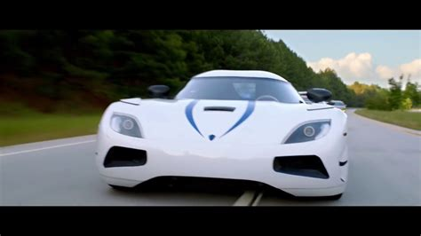Need for Speed Koenigsegg Agera R Race in Song Closer by