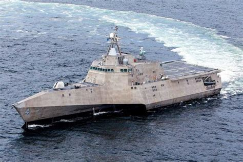 Navy Changes New LCS Name to Frigate | Military