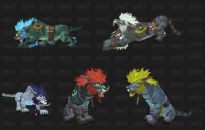 We have Troll and Worgen druid forms! | Going Bearfoot