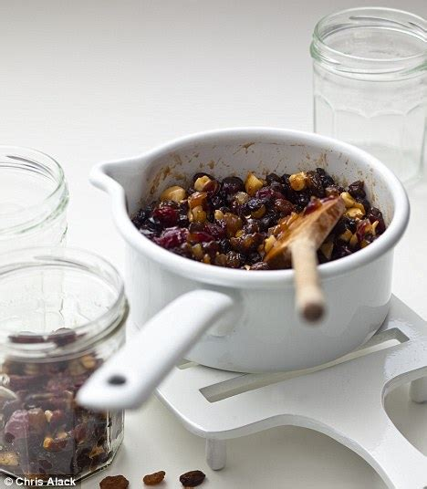 Recipe: Special mincemeat   Daily Mail Online