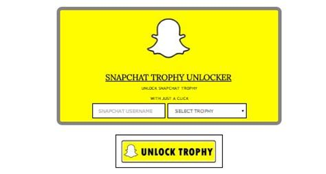 All Snapchat Trophies 2019: Latest Snapchat Trophies
