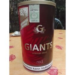 Giants american blend - red - 22151711