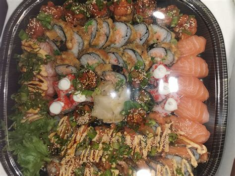 Sushi Point Harstad - 42 bilder - Sushirestaurant