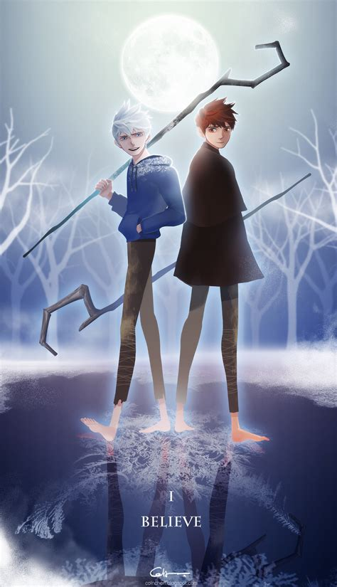 Jack Frost - Rise of the Guardians   page 2 of 24
