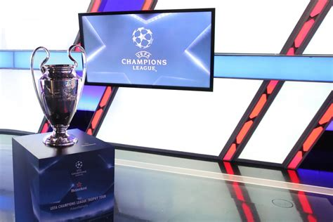 Champions League 2017/18 quarter-final draw: How to watch