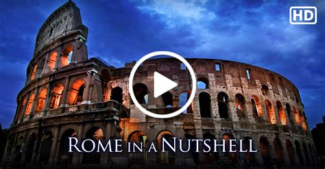 Video guide: Rome in a nutshell - travel guide for first