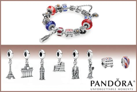 PANDORA Releases New Charms Commemorating International Icons