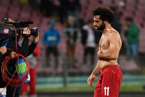 Liverpool forward Mohamed Salah is officially the worst
